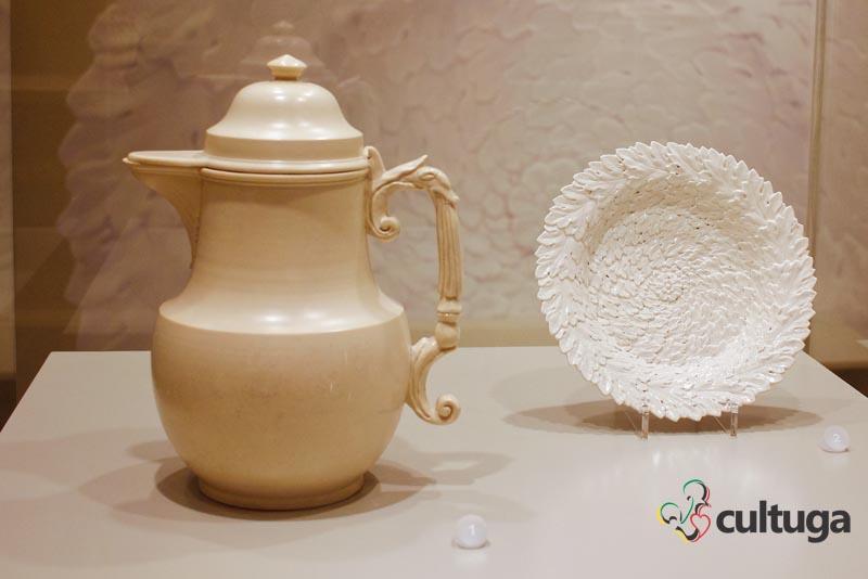Porcelana portuguesa no Museu Vista Alegre - Portugal