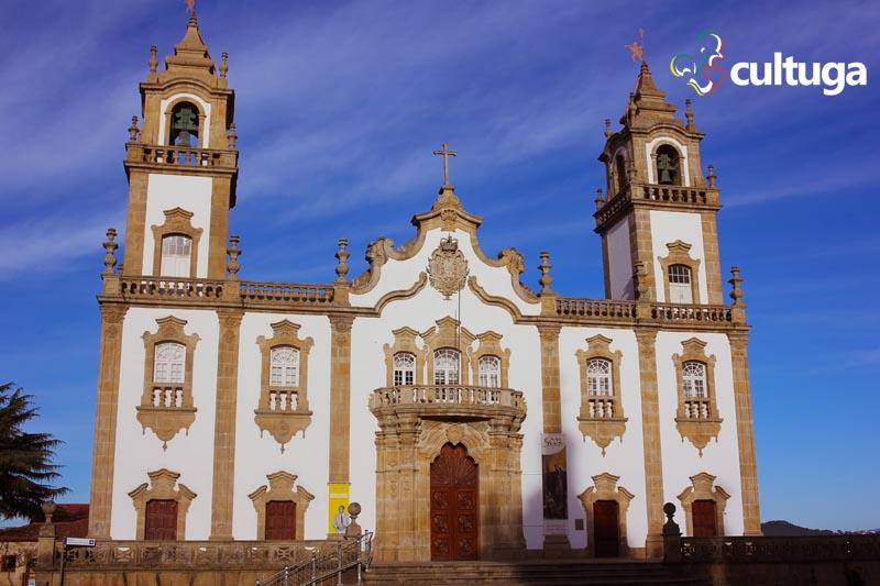 Centro histórico de Viseu - Portugal