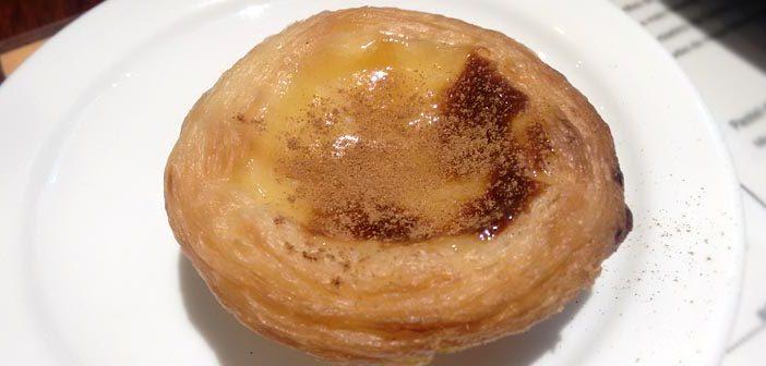 Onde comer um BOM pastel de nata em São Paulo?