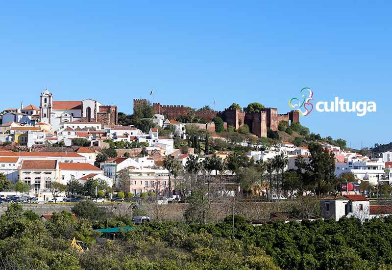 Castelos de Portugal: Silves