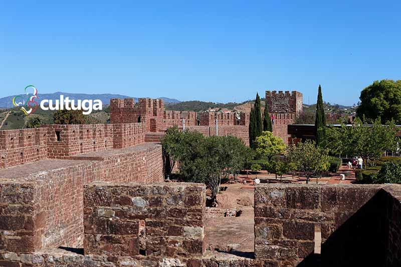 Castelo de Silves Portugal