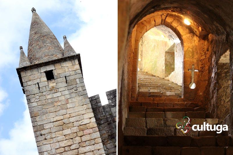 Castelos em Portugal: Castelo de Santa Maria da Feira