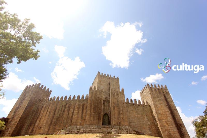 Castelos em Portugal: Castelo de Guimarães