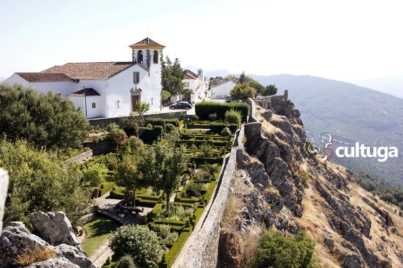 Castelos em Portugal: Castelo de Marvão