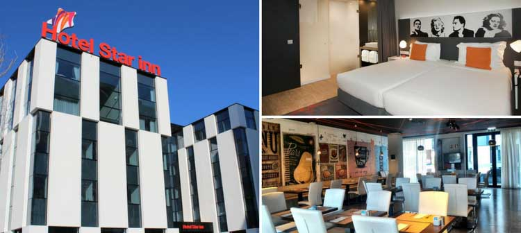 hoteis perto do aeroporto de lisboa star inn