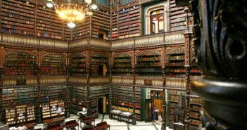 Real Gabinete Português de Leitura no Rio de Janeiro