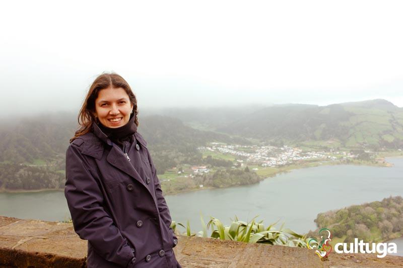 Roupa de chuva para levar na mala para os Açores