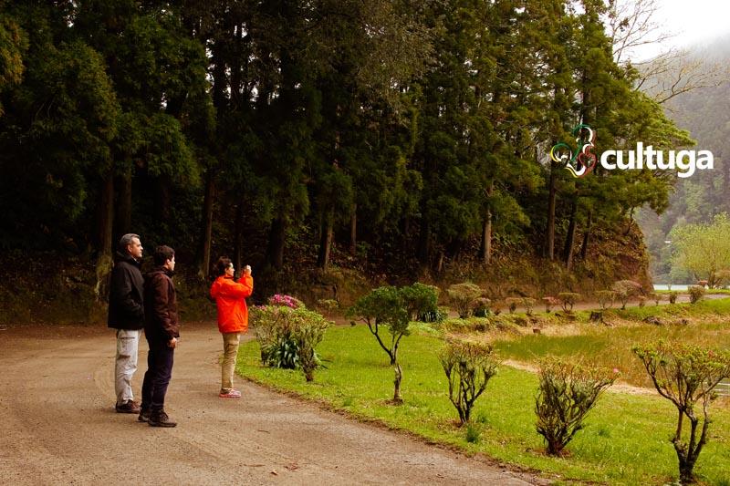 Tour guiado Lagoa das Sete Cidades com keep walking azores