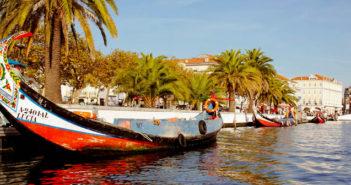 Roteiro em Aveiro - Portugal
