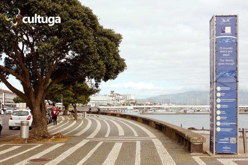 O que fazer em Ponta Delgada, na Ilha de São Miguel - Açores