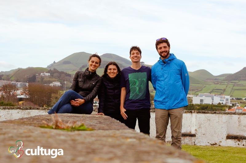 Roteiro em Ponta Delgada, na Ilha de São Miguel - Açores