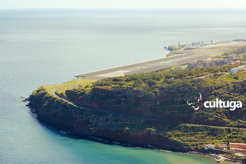Aeroporto Ilha da Madeira Portugal