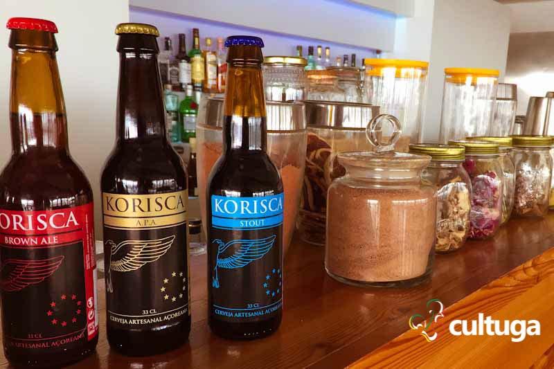 Onde comer na Ilha de São Miguel: cerveja artesanal dos Açores