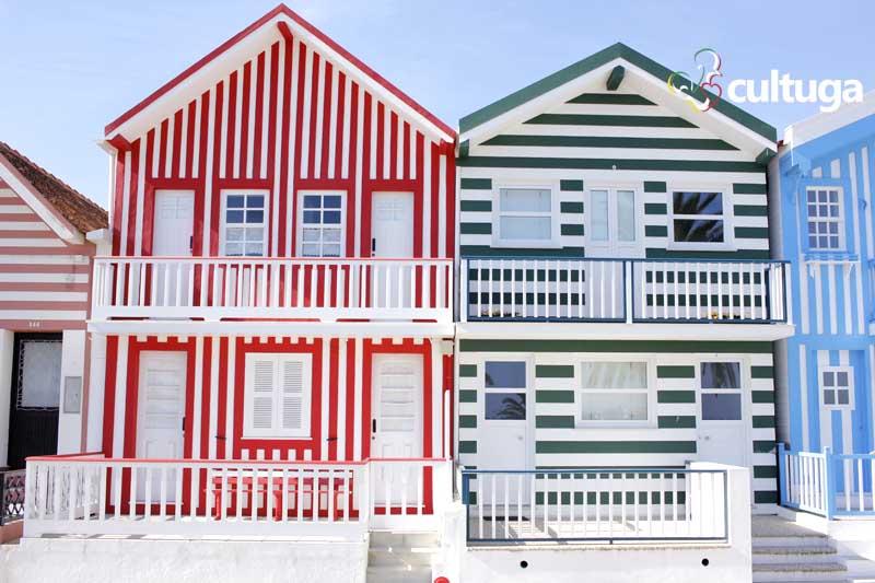 Casas da Costa Nova - Aveiro