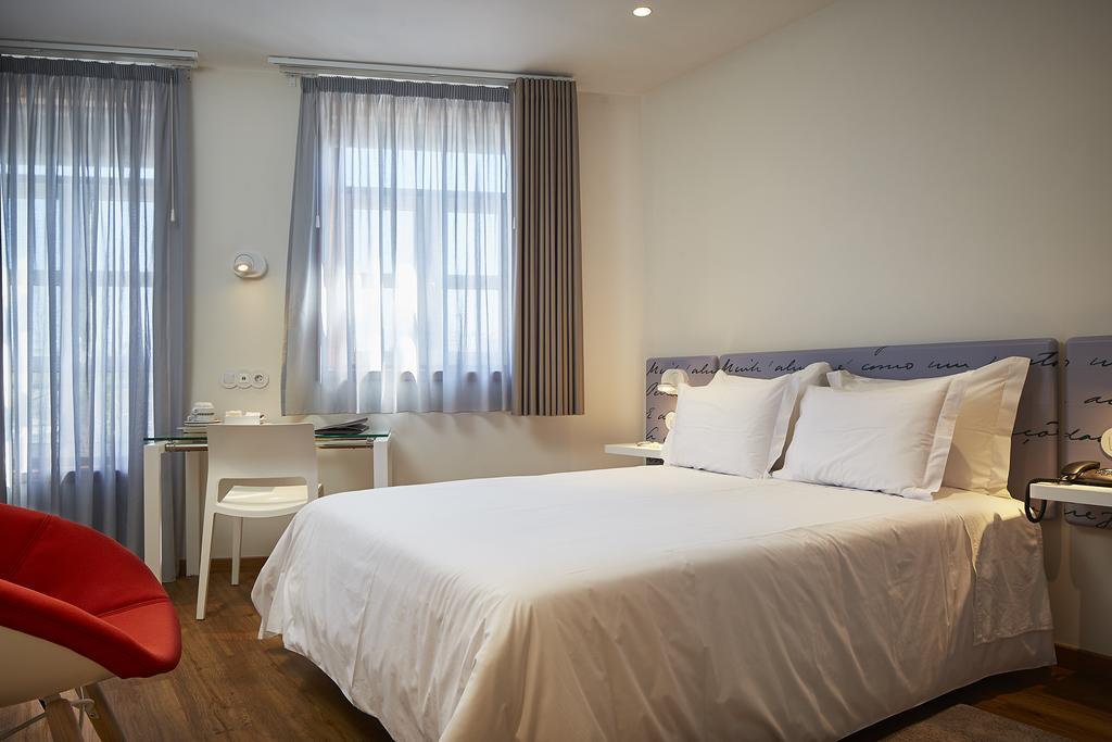 Onde dormir em Aveiro: hotel das Salinas