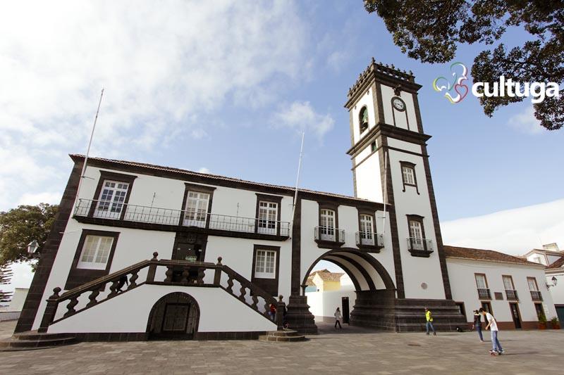 Ribeira Grande, na Ilha de São Miguel, Açores - Portugal