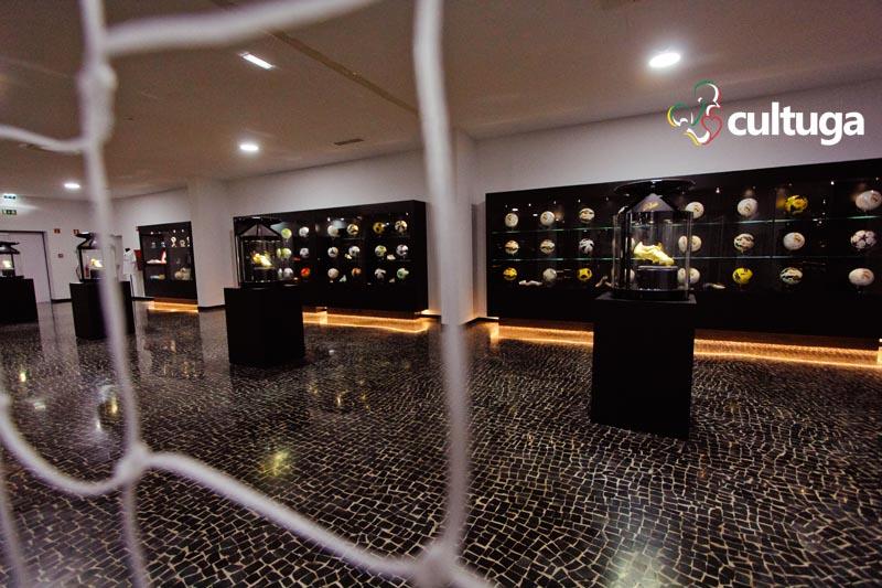 Museu CR7 no Funchal - Ilha da Madeira, Portugal