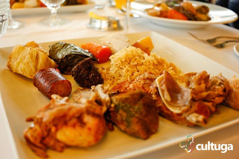 onde comer o cozido das furnas: Restaurante Terra Nostra Garden