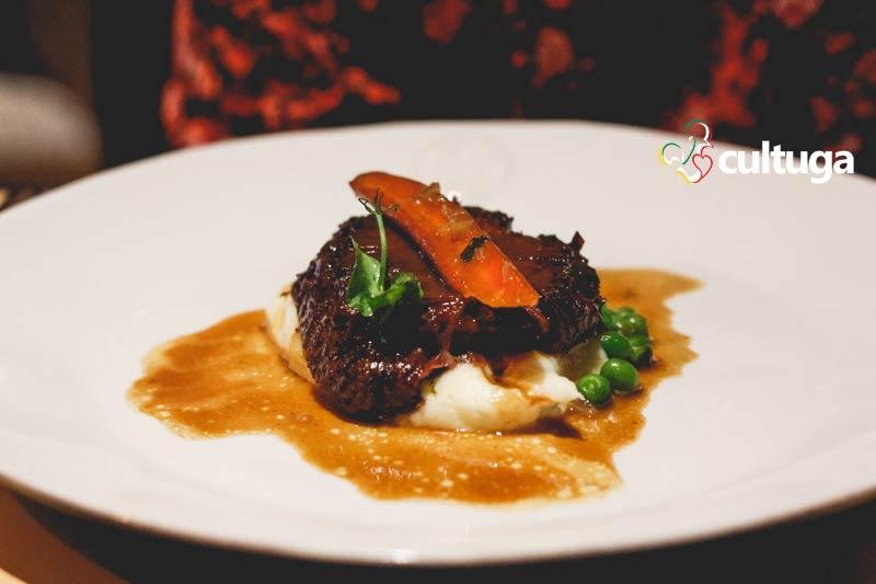 Onde comer em Ponta Delgada: Restaurante A Terra, Açores