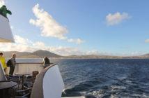 Navio Lobo Marinho e Ilha do Porto Santo