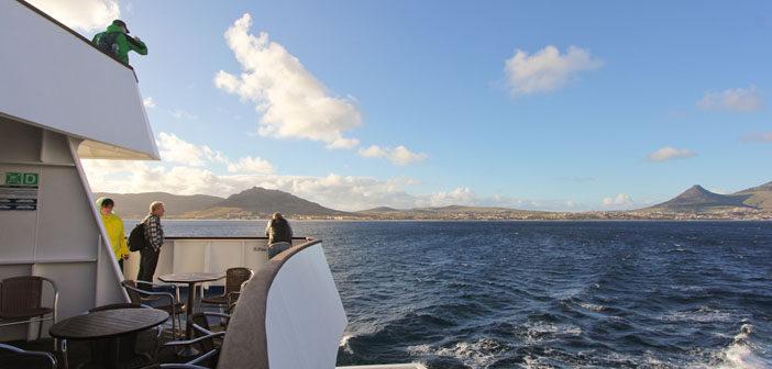 Como ir da Ilha da Madeira a Ilha do Porto Santo?