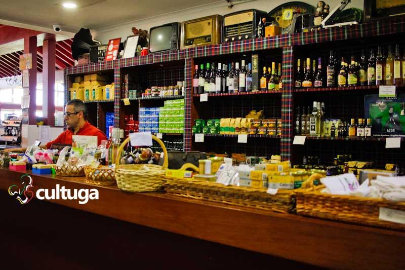 Onde comprar produtos típicos dos Açores