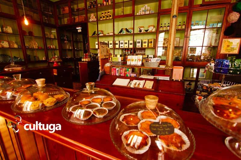 Mercearia Louvre Michaelense: local para comprar produtos típicos dos Açores