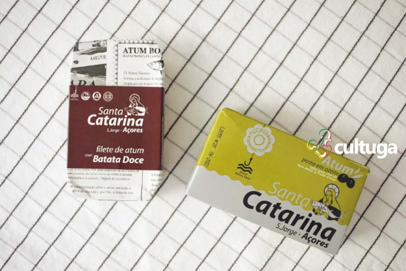 Produto típico dos Açores: conservas de atum