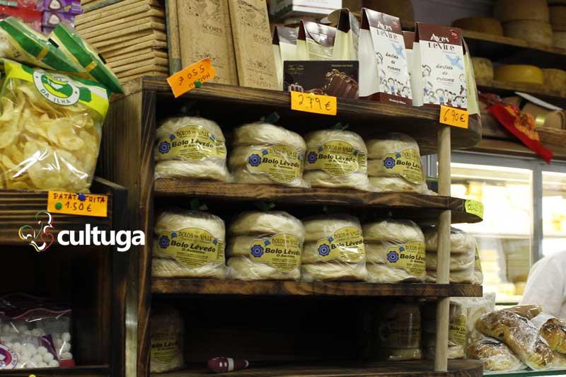 Produto típico dos Açores: bolo levedo