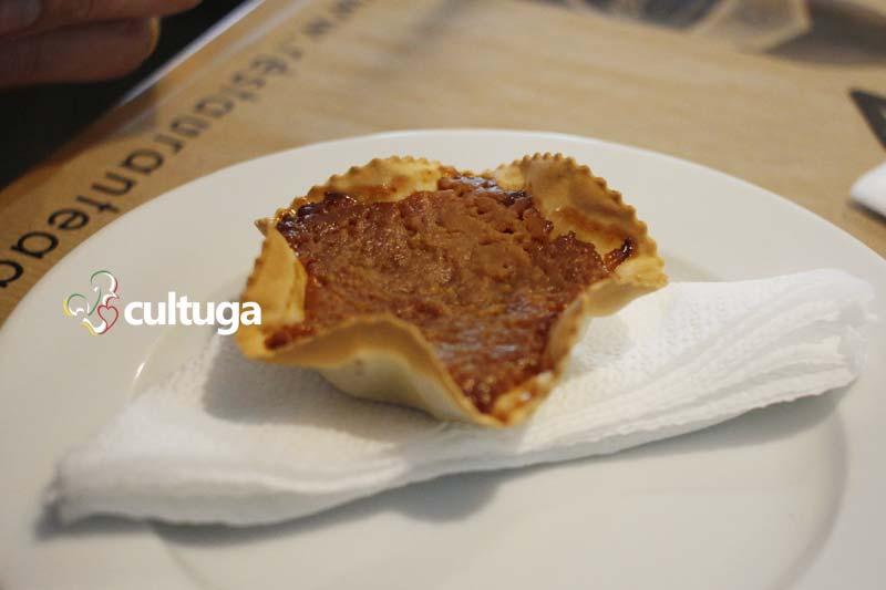 Produto típico dos Açores: queijada da Graciosa