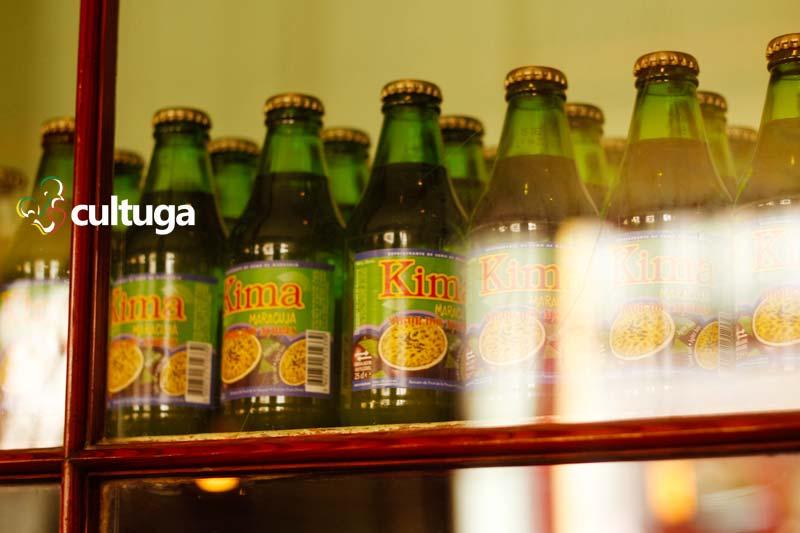 Produto típico dos Açores: refrigerante Kima