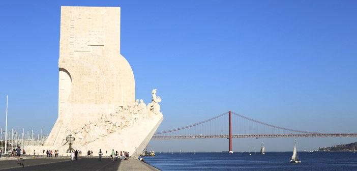 Padrão dos Descobrimentos, em Belém, Lisboa