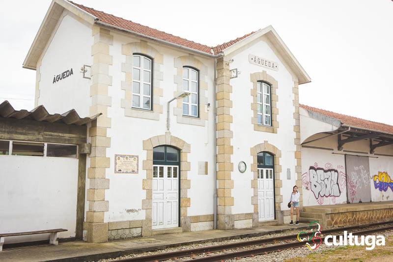 Como chegar em Águeda: roteiro de trem em Portugal