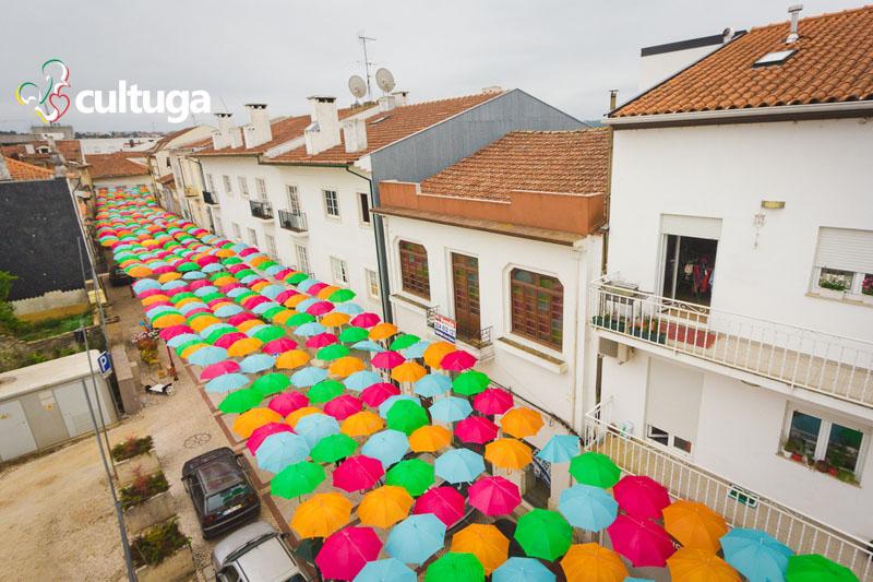 Onde dormir em Águeda, a cidade com guarda-chuvas coloridos