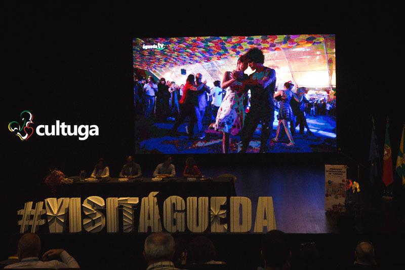 Roteiro em Águeda, a cidade com guarda-chuvas coloridos