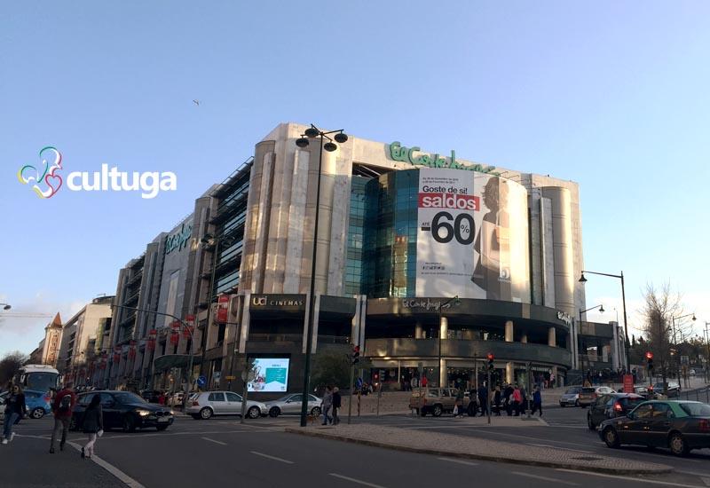 compras em Lisboa: El Corte Inglés