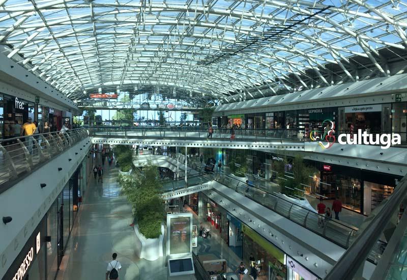 Compras em Lisboa: Shopping Vasco da Gama