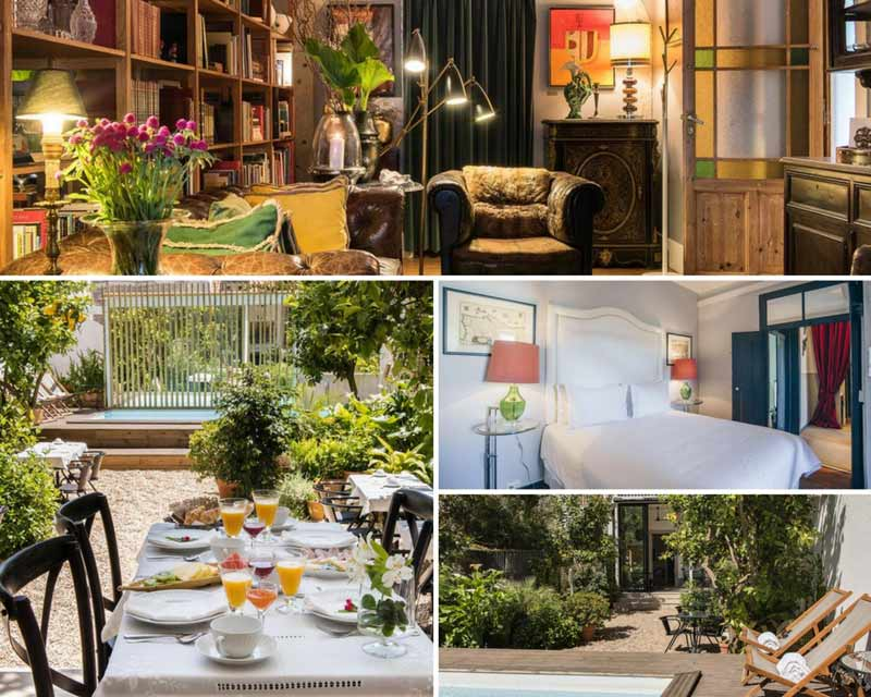 Onde ficar em Lisboa: Casa do Barão