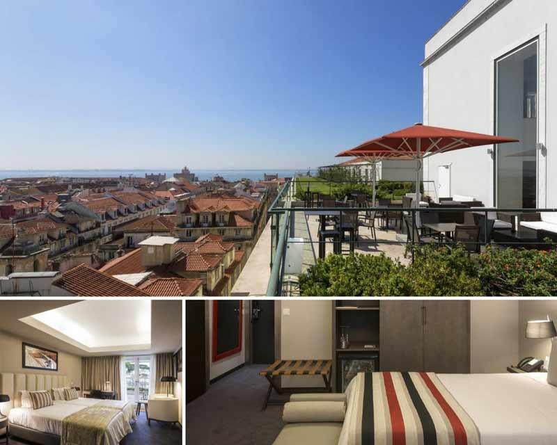 Onde ficar em Lisboa: Hotel do Chiado