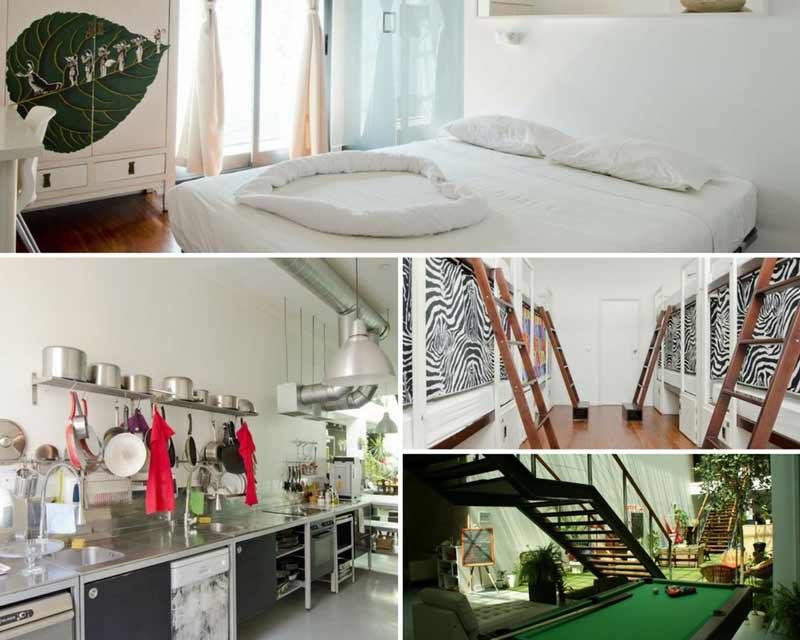 Onde se hospedar em Lisboa: Lisbon Destination Hostel