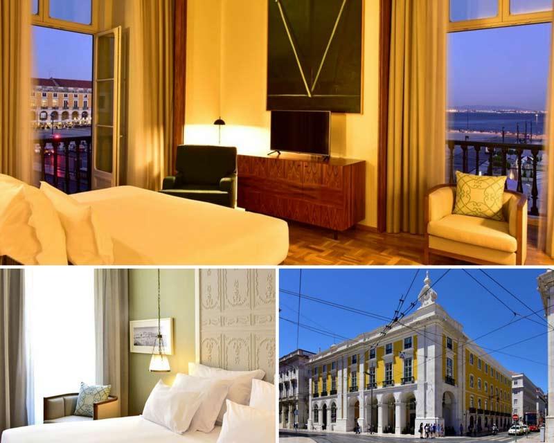 Onde ficar em Lisboa: Pousada de Lisboa