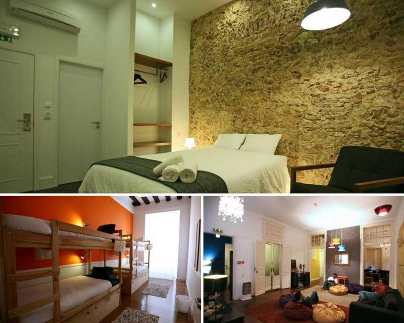 Onde se hospedar em Lisboa: Travellers House