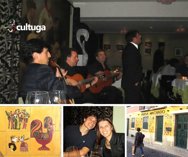 Fado em Lisboa: Adega Machado
