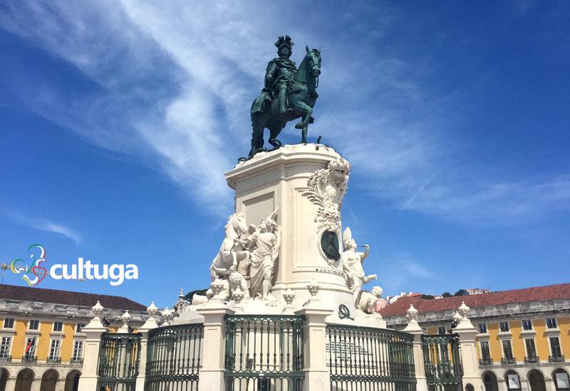 Praça do Comércio - Lisboa Portugal