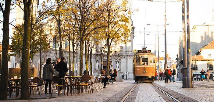Como usar o transporte público do Porto?