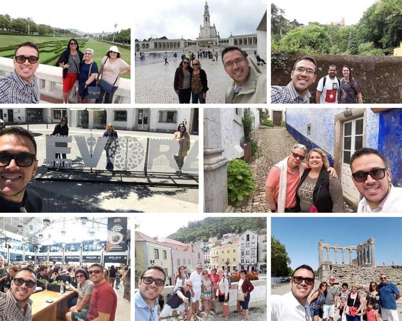 City tour e transfer em Portugal com brasileiro