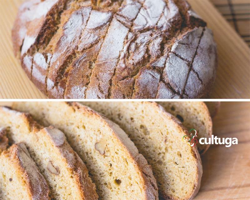 Pão português: broa