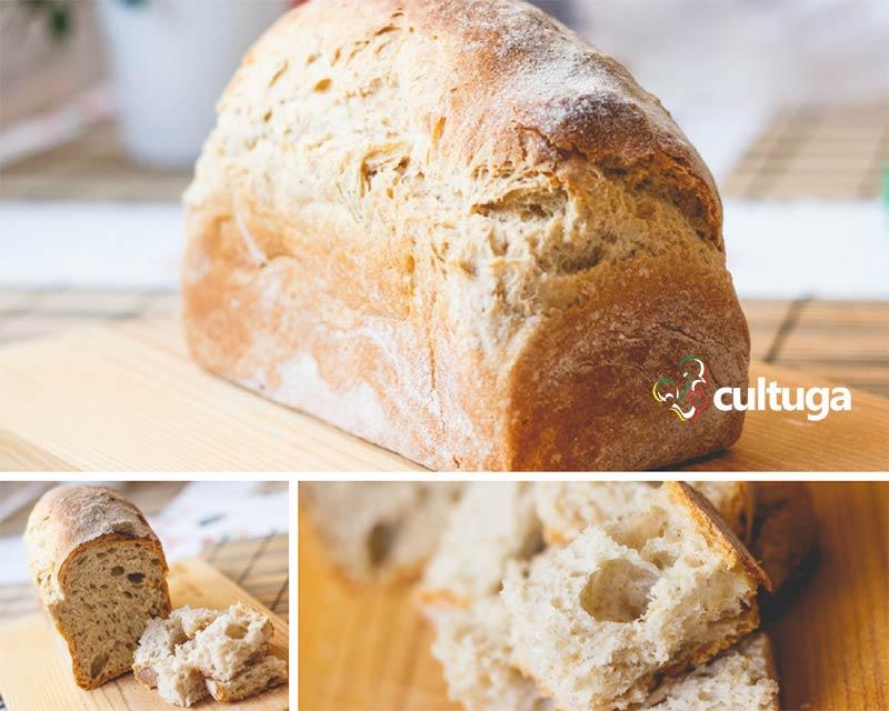 Pão português: pão de Mafra