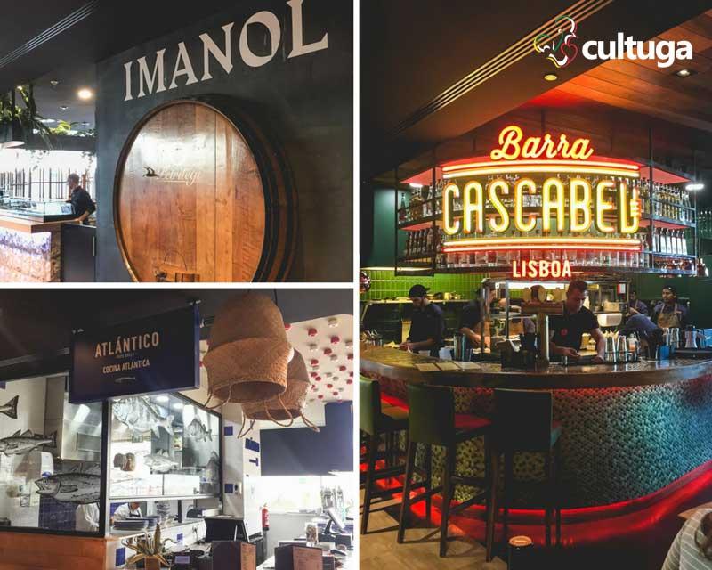 Gourmet Experience El Corte Inglés Lisboa
