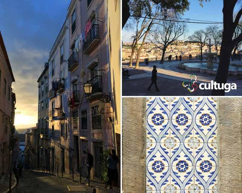 Centro histórico de Lisboa - Bairro Alto